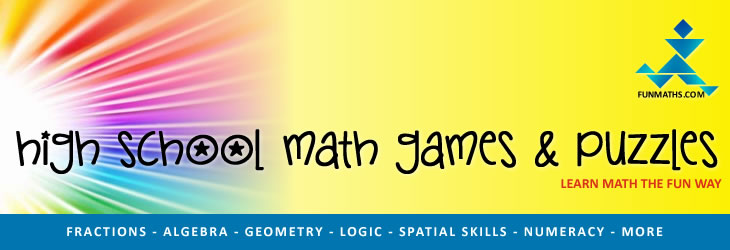 photo relating to Printable Maths Games and Puzzles called Large College or university math online games and puzzles. Cost-free understanding products